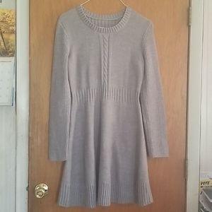 Sweater dress by Jessica Simpson